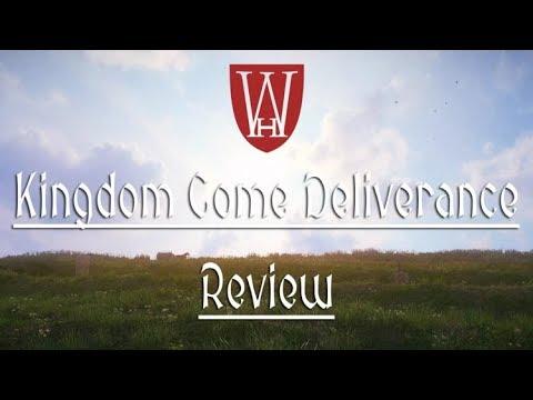 Kingdom Come Deliverance Review: A Hard Day's Knight