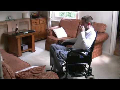 Zinger Folding Mobilty Chair Doovi