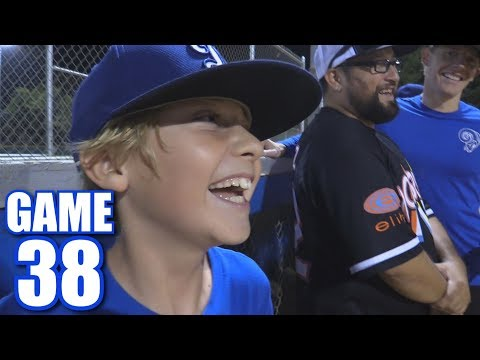 LETTING THE KIDS BE CAPTAINS!   On-Season Softball League   Game 38