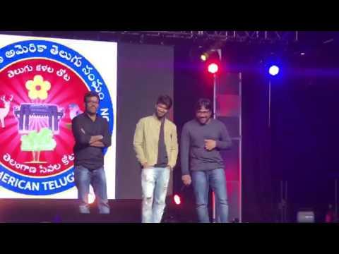 Arjun Reddy Team at TATA event