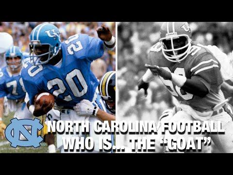 North Carolina Football - Who Is the