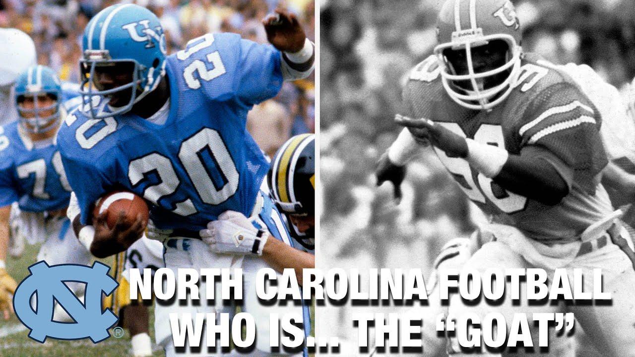 Video: North Carolina Football - Who Is the