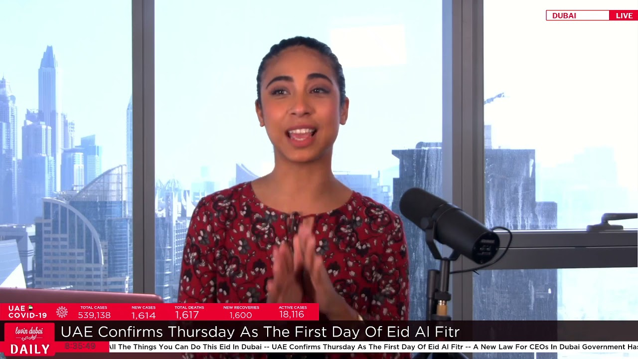 Eid Al Fitr 2021: UAE confirms Thursday as the first day of Eid Al Fitr ...