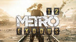 Metro Exodus (PL) #12 - Plan Damira (Gameplay PL / Zagrajmy w)