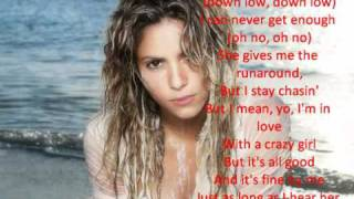 Shakira - Loca [LYRICS+MP3 DOWNLOAD]
