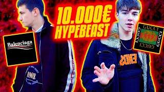 DIE 10.000€ HYPEBEASTS OUTFITS  😱💸🔥 | WIE VIEL IST DEIN OUTFIT WERT | MAHAN