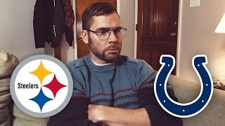 Dad Reacts to Steelers vs Colts (Week 12)
