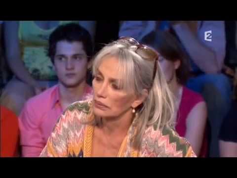 Marie Laforêt - On n'est pas couché 14 juin 2008 #ONPC