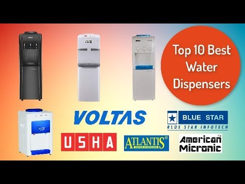 Top 10 Best Water Dispensers | Top Picks | With Price | India