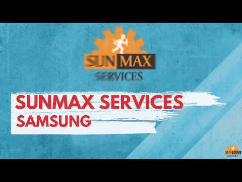 Sunmax Services - Nearest Samsung Service Center in Chennai |  Call 1800 212 6788