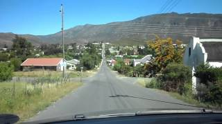 South Africa: The Little Karoo (Route 62)
