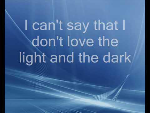 Say it Right- Nelly Furtado Lyric Video{HQ}