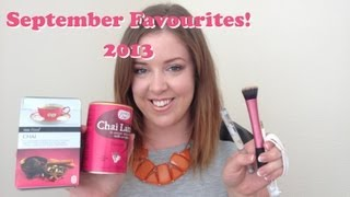 My September Favourites 2013 - My spotlights this September Thumbnail