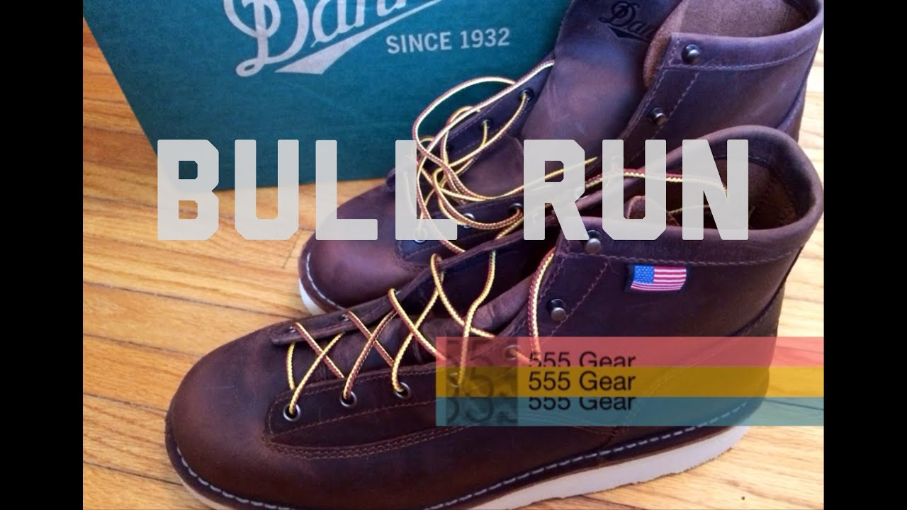 Review: Danner Bull Run 6