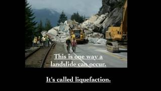 Massive Landslides Caught on Camera 2.1