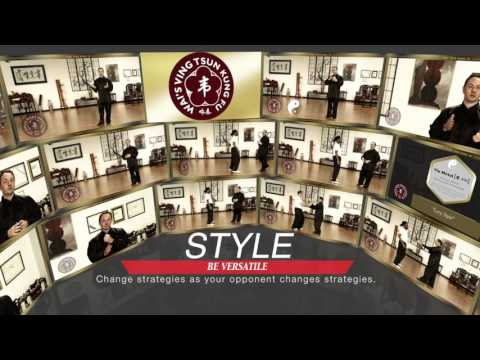 Trailer - WBVTS - Seminar - Styles of Chi Sau Workshop
