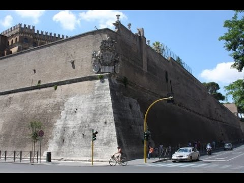 Inside the Vatican Walls with Leo Zagami--Illuminati Freemason Defector