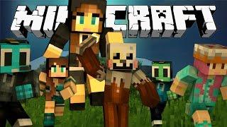 Candi Goes Turbo (Minecraft Short Movie)