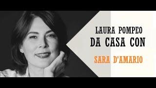 Laura Pompeo e Sara D'Amario (18 Aprile 2020)