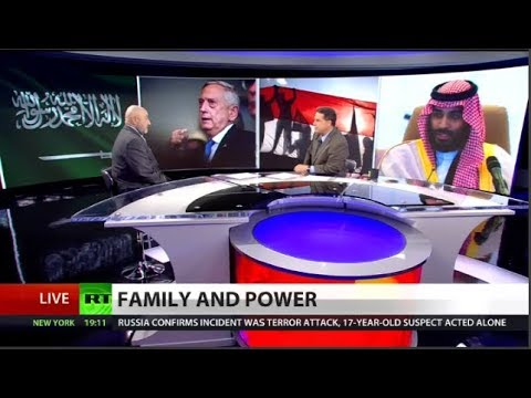 MBS's Removal 'Just A Question Of Time' – Fmr Pentagon official