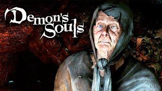 САМАЯ ПРОТИВНАЯ ЛОКАЦИЯ ► Demon's Souls Remake #18