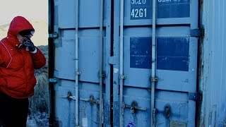 LMN Footsteps in the Snow Documentary: John's Storage Container
