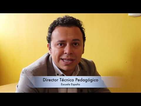 [Testimonio] Director Pedagógico Escuela España - Cerro Navia