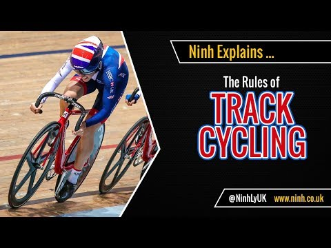 The Rules Of Track Cycling - EXPLAINED!