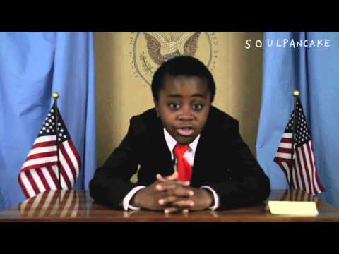 Lessons from the Kid President