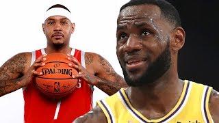 LeBron James SLAMMED For Blackballing H...
