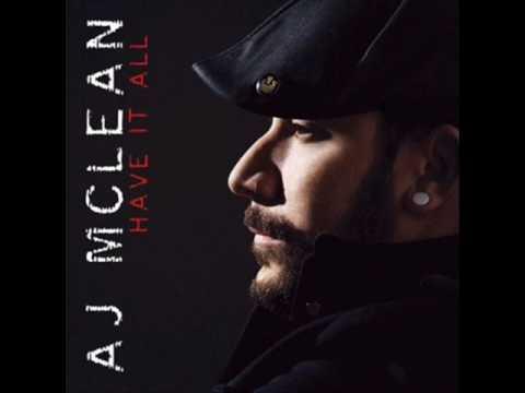 AJ McLean - Gorgeous - 04  (With Lyrics)