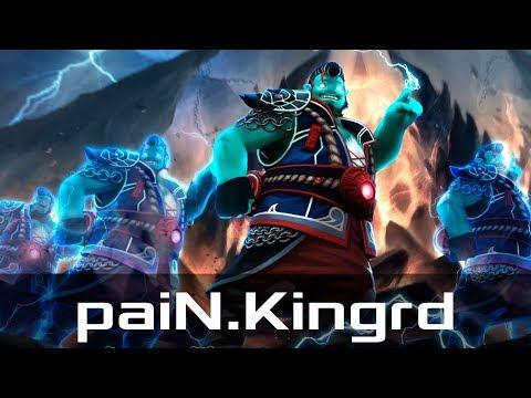 paiN.Kingrd — Storm Spirit, Mid Lane (Feb 12, 2018) | Dota 2 patch 7.08 gameplay