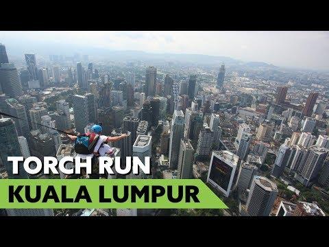 Kuala Lumpur 2017 Torch Run - W.P. Kuala Lumpur