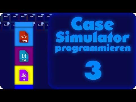 Kisten-Inventar | Case Simulator Programmieren #3 | HTML, CSS, JavaScript