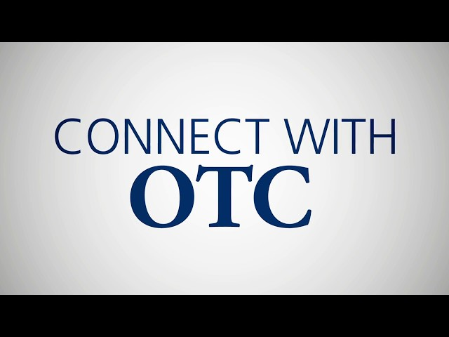 Connect with OTC