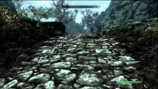 The Elder Scrolls V: Skyrim - Location of flawless diamond and more gems [HD]