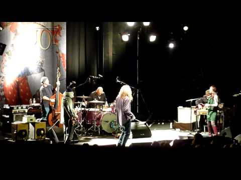 Robert Plant and The Band Of Joy Liverpool Olympia October 2010