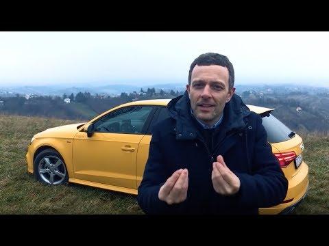Bolji i skuplji od Golfa - Audi A3 Sportback - testirao Juraj Šebalj