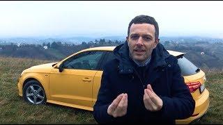 видео Audi A3 Sportback (2015) цены и характеристики, фото и обзор