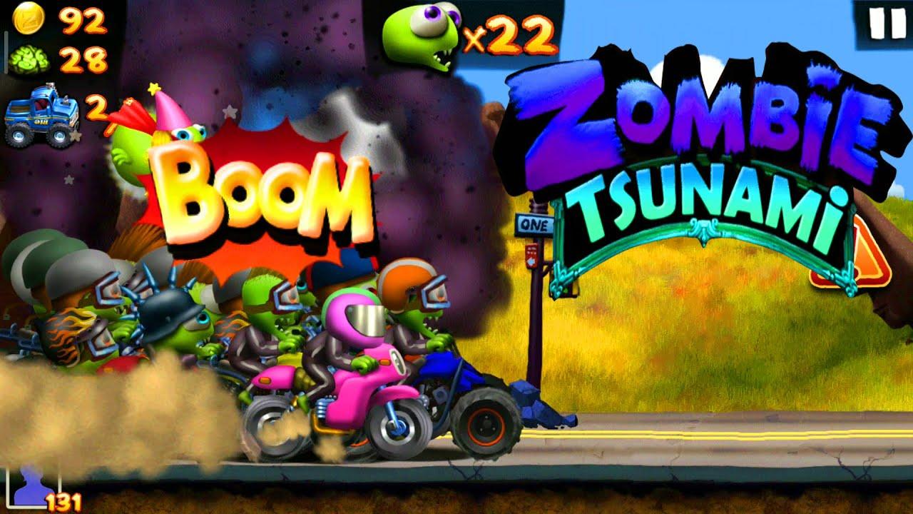 Zombie tsunami - Gameplay Android #21 - YouTube
