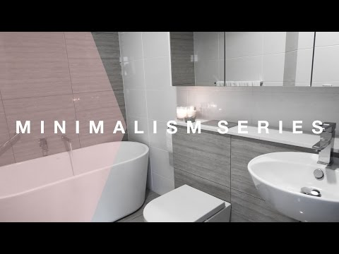Tips For Keeping Your Bathroom Neat All The Time [Minimalism Series] // Rachel Aust