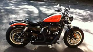 Harley-Davidson Sportster 1200 - Hot Sound!!