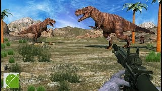 Dinosaur Shooter 3D - Android Gameplay FHD
