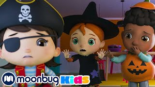 Spooky Monsters Song - Halloween Dress Up Song | +More Kids Songs and Rhymes | Little Baby Bum
