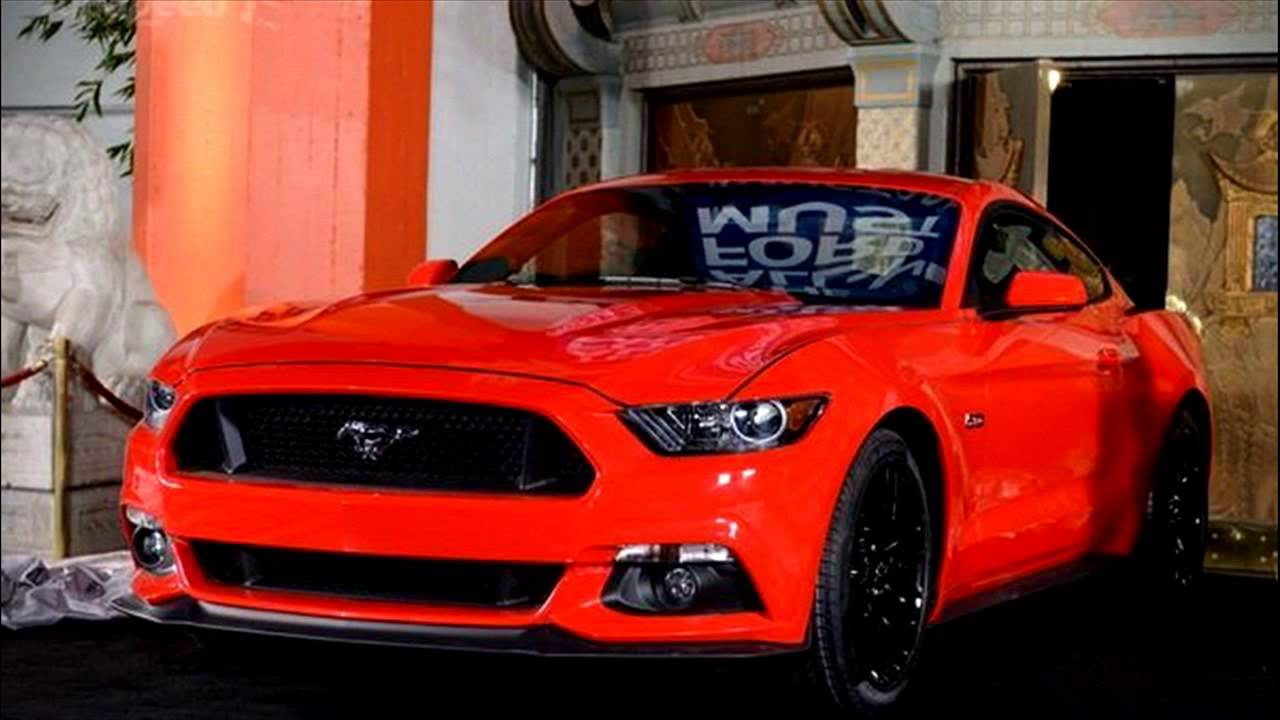 New ford mustang price in india