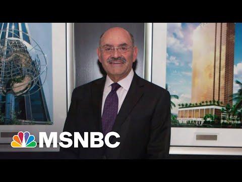 New York AG Probing Trump Organization CFO's Personal Taxes