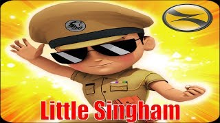 Little Singham Android Game Play Video for Kids