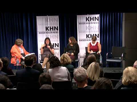 KHN's What The Health? Our First Live Show: What The Health Will Happen In 2018?
