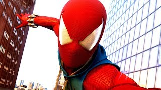 LIVE! Noul DLC din SPIDERMAN
