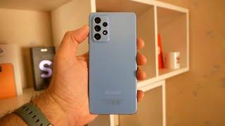 Честно о Samsung Galaxy A52! Как есть. Новый хит 2021 года? / Арстайл /